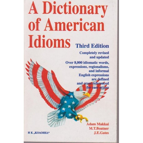 a dictionary of american idioms pdf