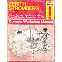 Zenith Stromberg CD Owners Workshop Manual