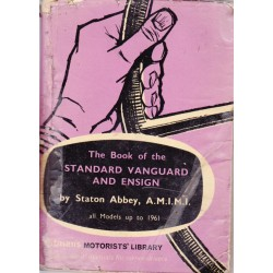 The Book of the Standard Vanguard and Ensign